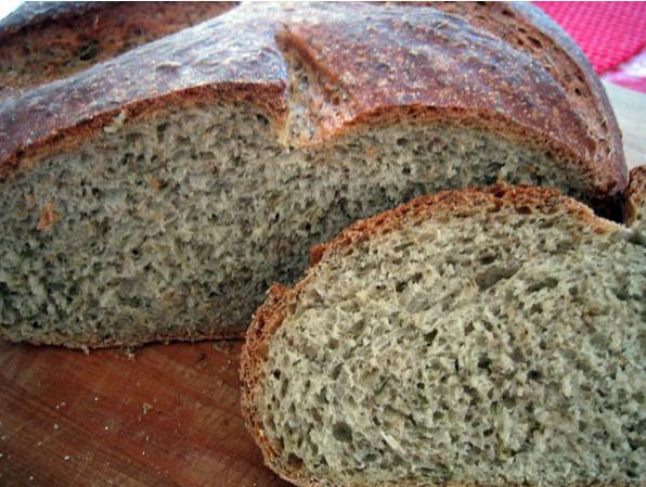 хлеб пан де прованс