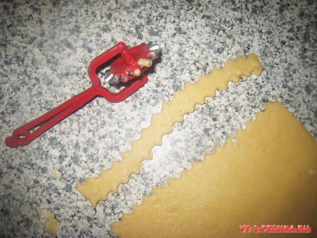 фото рецет песочного печенья улитки
