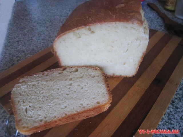 домашний хлеб в духовке фото рецепт