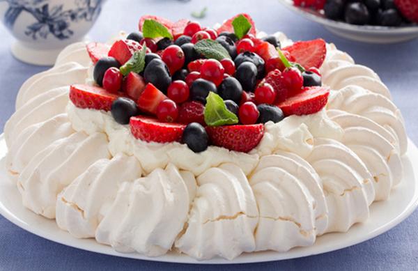 десерт анна павлова