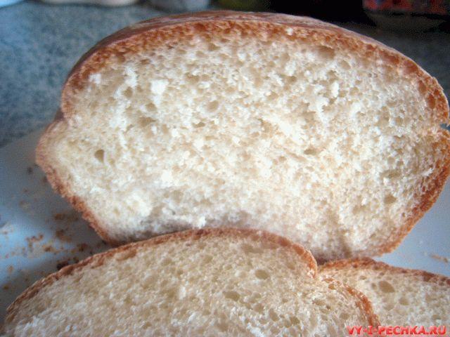 как приготовить формовой хлеб дома