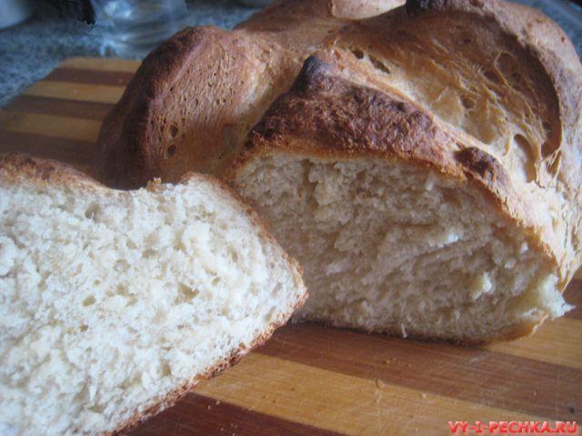 фото рецепт простого домашнего хлеба_10