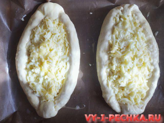 хачапури по-аджарски фото рецепт