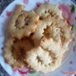 Песочное печенье «Улитки» (рецепт с фото)