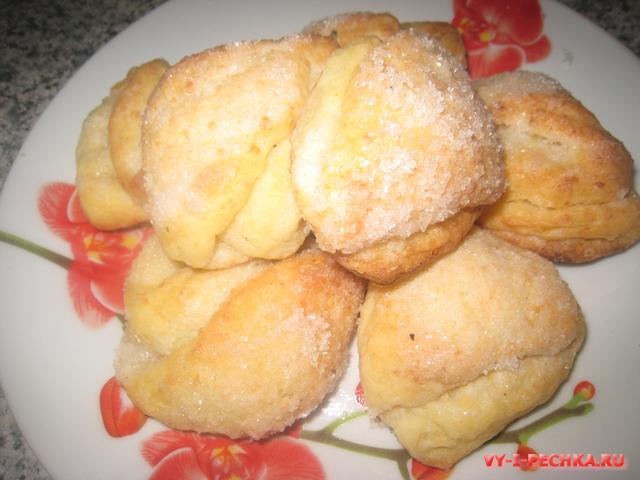 творожное печенье фото рецепт