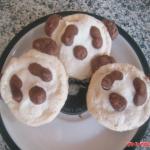 Пирожные безе «Панда» (фото урок)