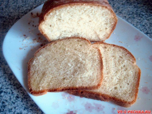 фото рецепт формового хлеба по ГОСТу