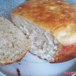 Ночной хлеб в кастрюле