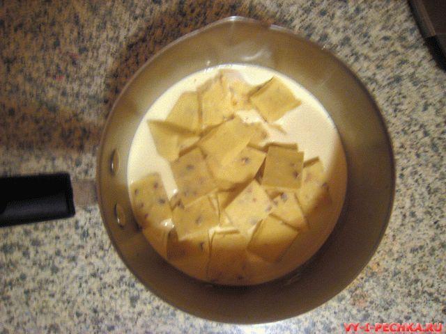 торт рафаэлло фото рецепт