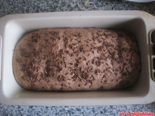 фото рецепт бородинского хлеба по ГОСТу_12