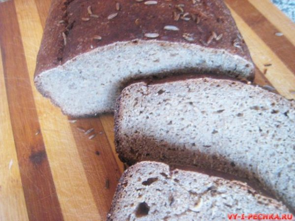 фото рецепт бородинского хлеба по ГОСТу_14