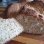 Простой и быстрый рецепт домашнего хлеба