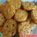 Сырное печенье к шампанскому (фото урок)