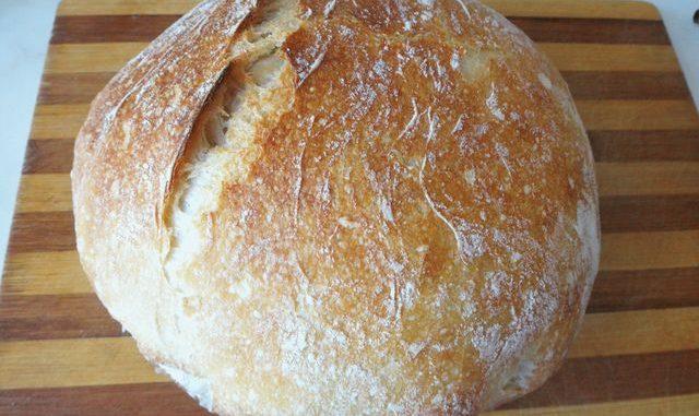 ночной хлеб в казане